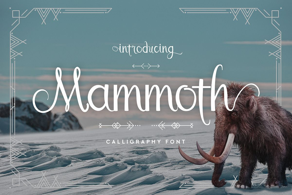 Mammoth example image