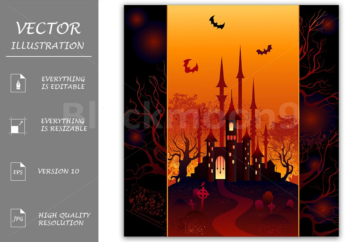 Design for Halloween example image