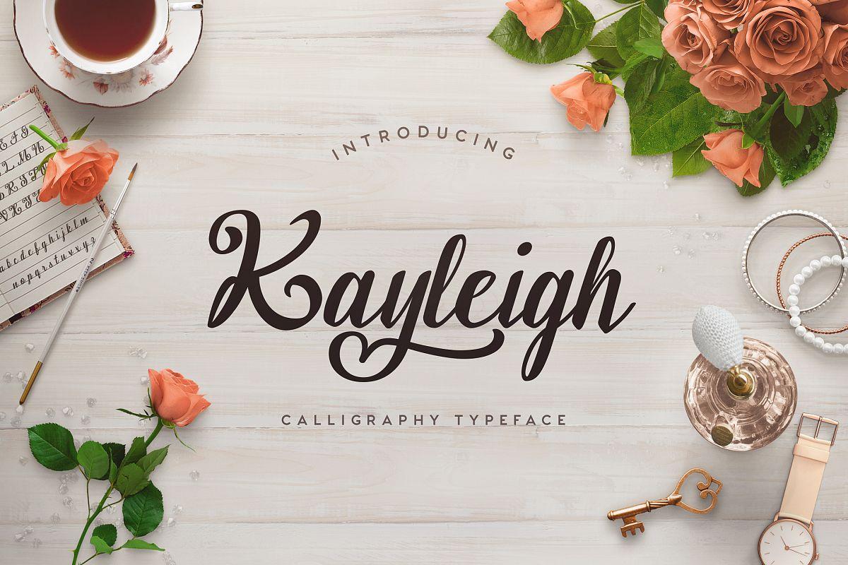 Kayleigh example image