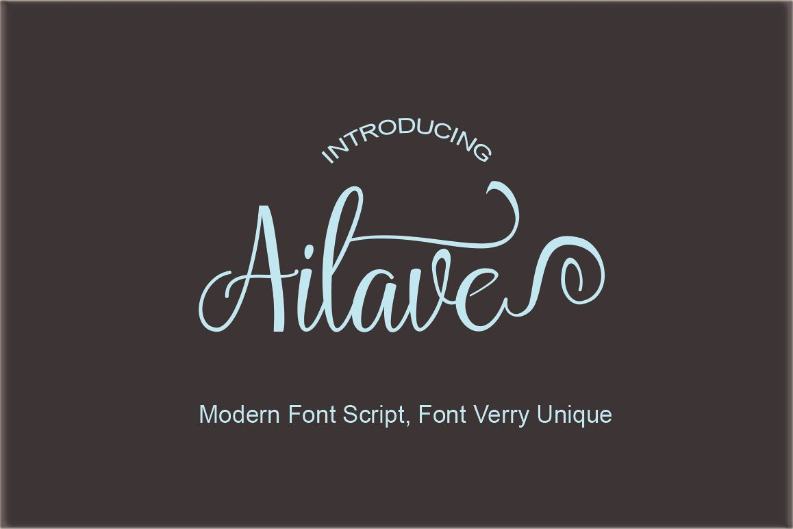 Ailave example image