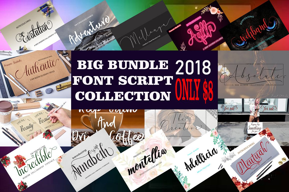 Big Bundle example image
