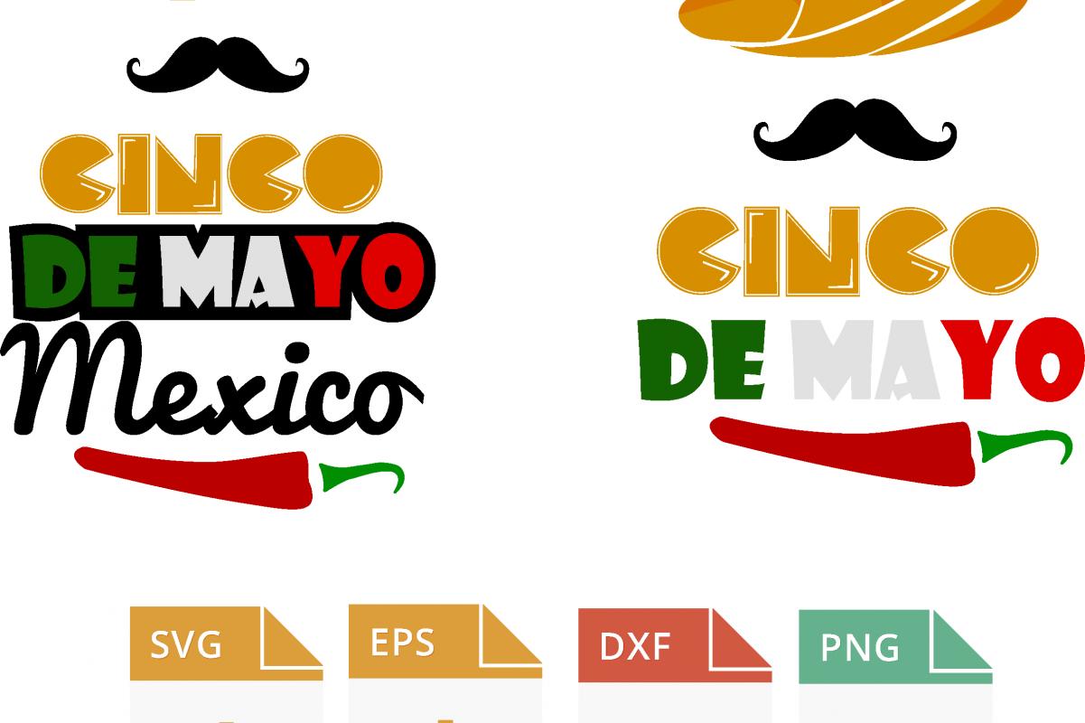 cinco de mayo clipart mexican holiday design bundles rh designbundles net mexican logo shirts mexican logo shirts
