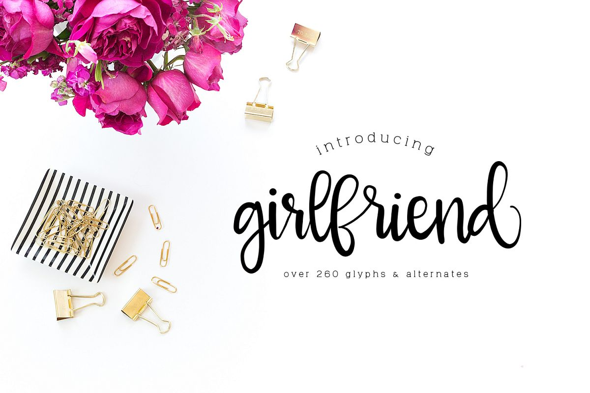 Girlfriend example image