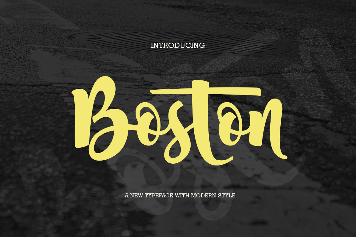 Boston example image