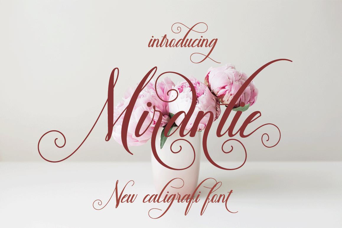 Mirantie example image