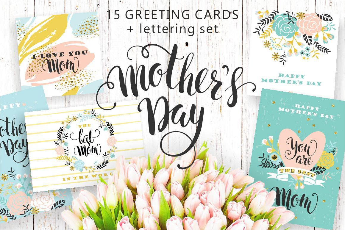 15 greeting cards for mothers day by design bundles 15 greeting cards for mothers day example image m4hsunfo