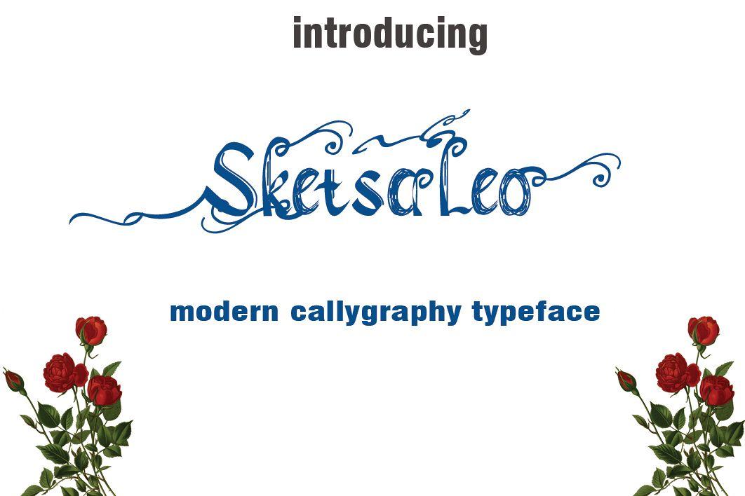 SketsaLeo example image