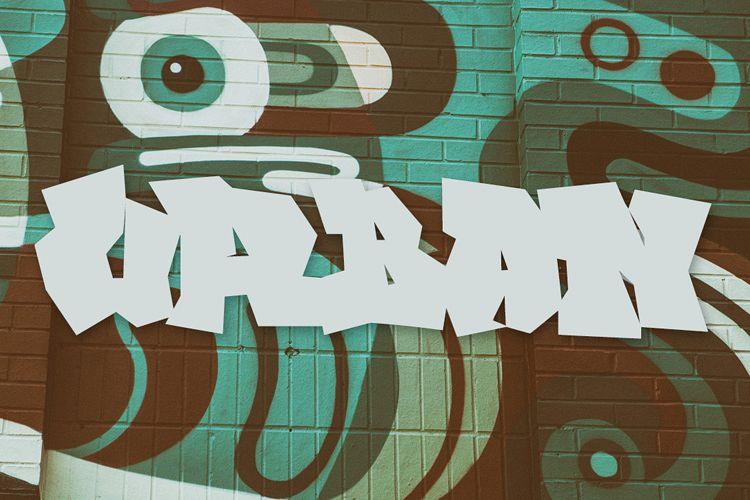FTF Indonesiana Go Graffitiana | v.1 & v.2 example image