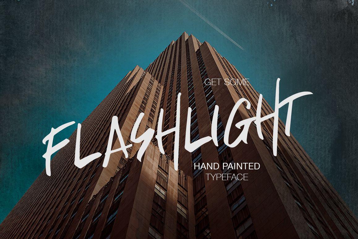 Flashlight example image