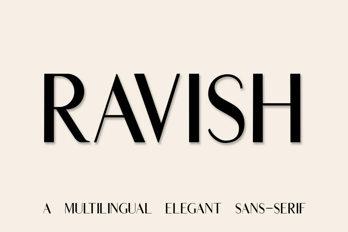 Ravish example image