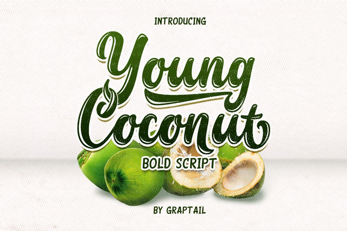 Young Coconut - 30% off + Surprise!! example image