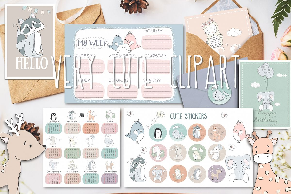 Very cute pack! example image