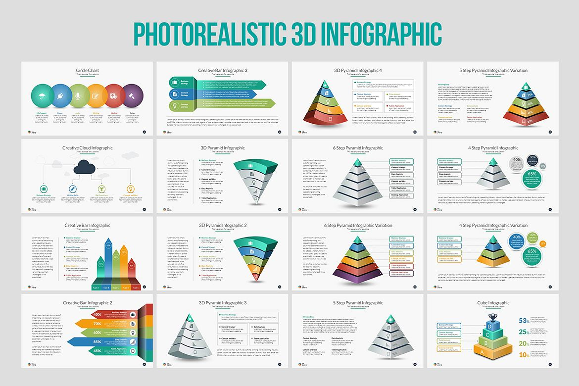 Business infographic powerpoint present design bundles business infographic powerpoint presentation template example image 3 alramifo Images