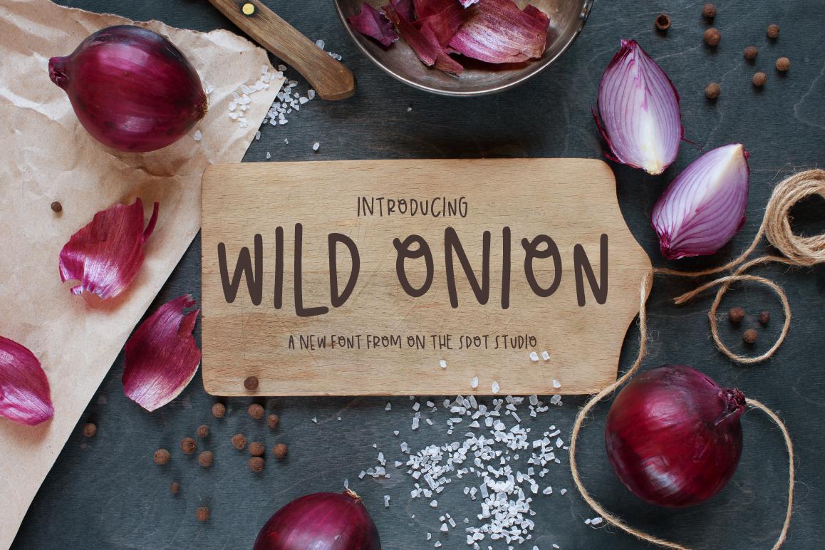 Wild Onion example image