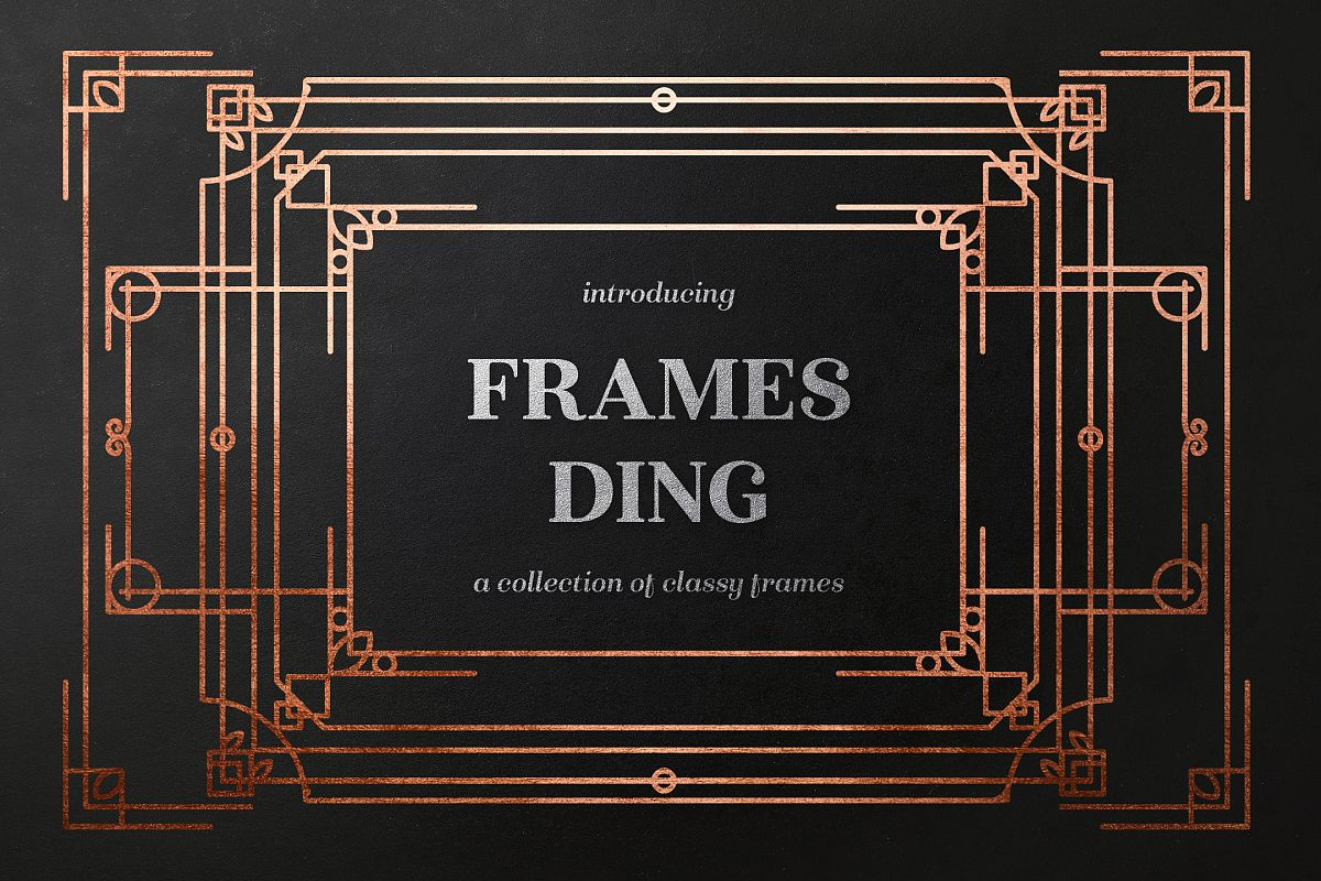 Frames Ding example image