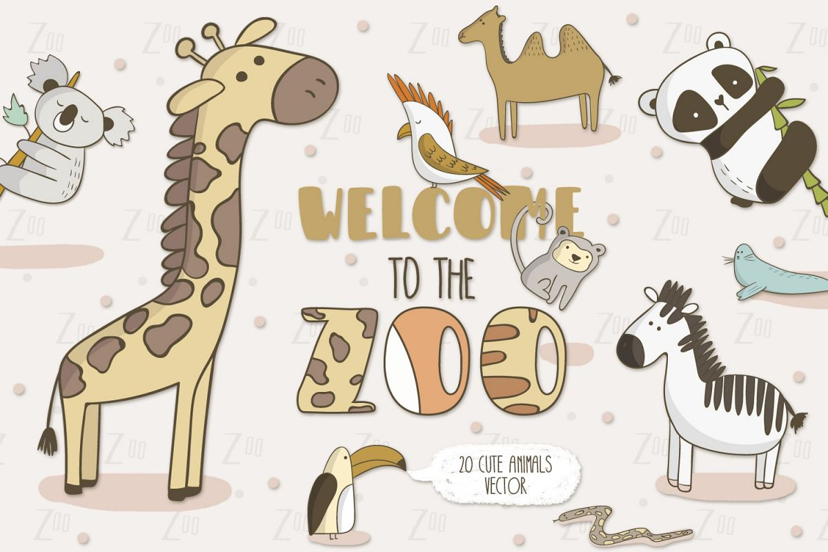 Welcome to the Zoo example image