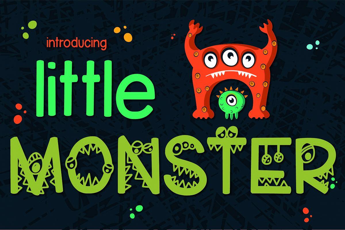 Little Monster example image