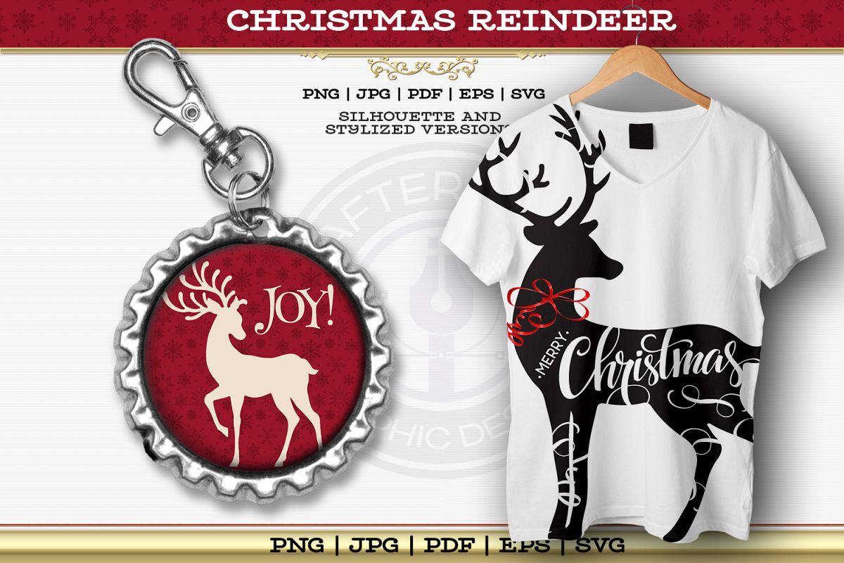 Christmas Reindeer example image 4