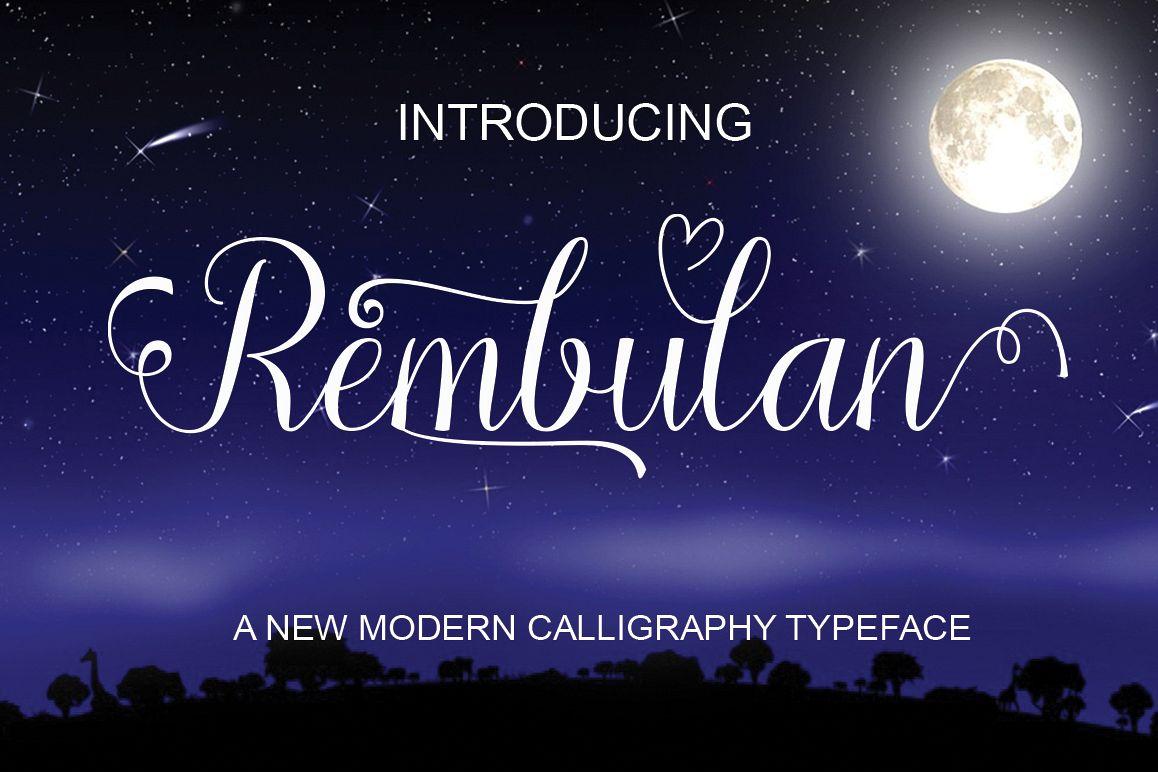 Rembulan example image