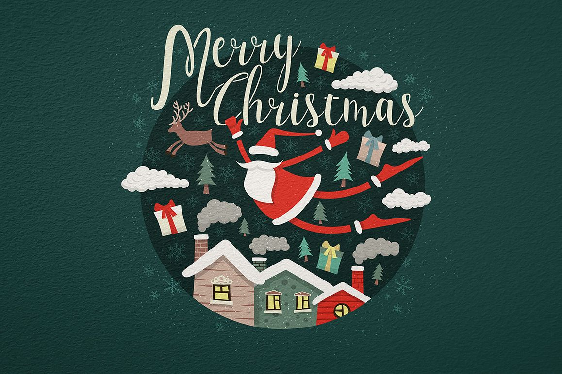 Merry Christmas example image 2