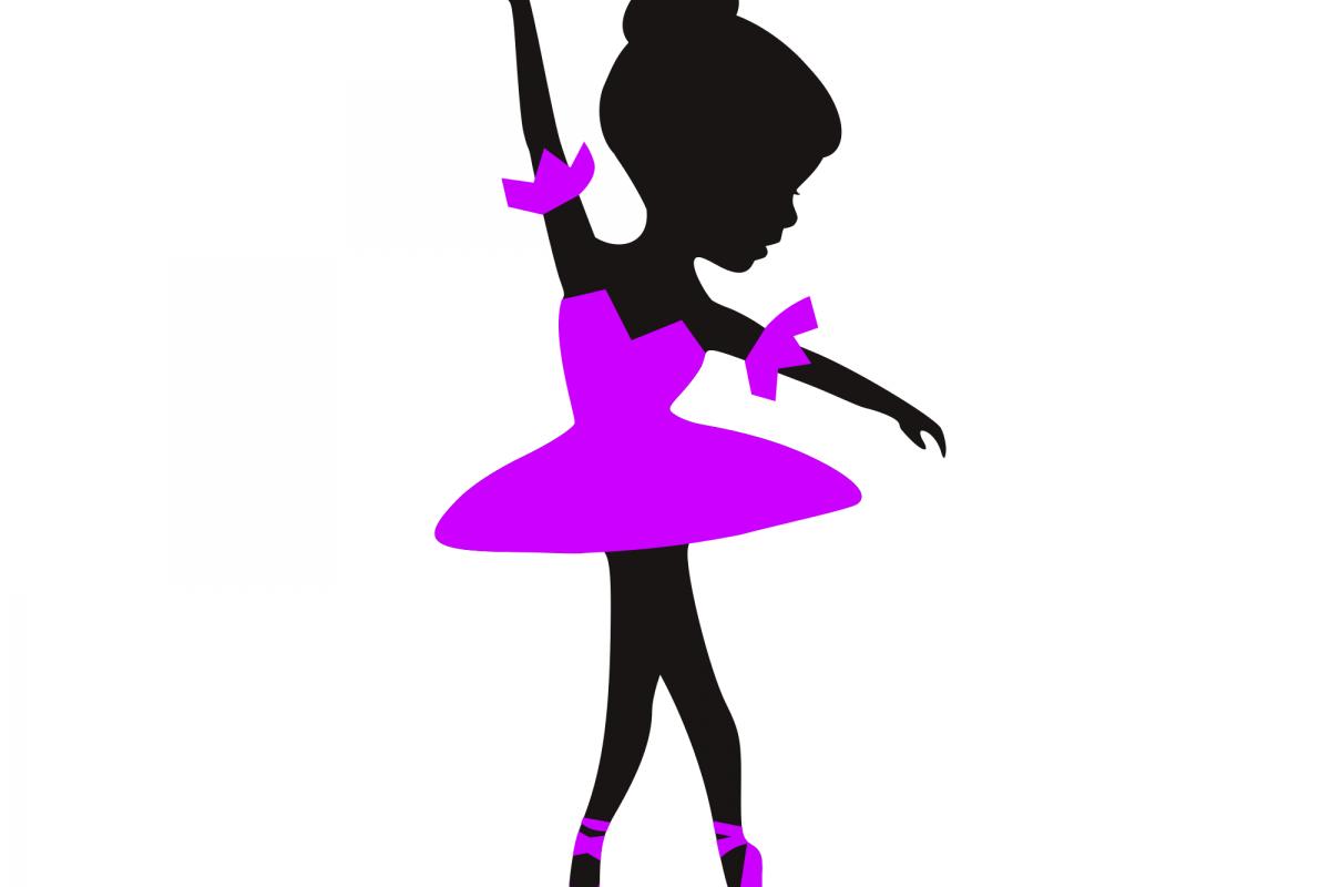 Ballerina svg by Crystalline Design | Design Bundles