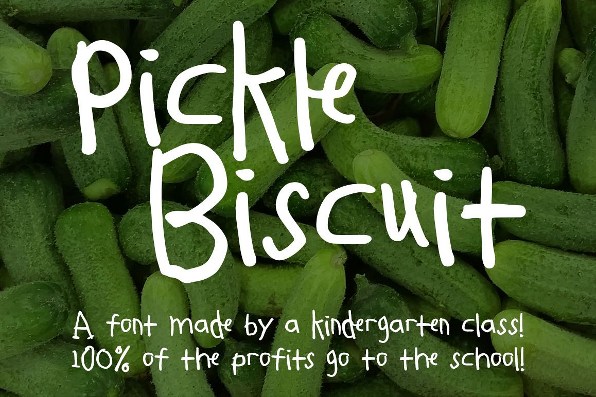 Pickle Biscuit: by kids, for kids! example image