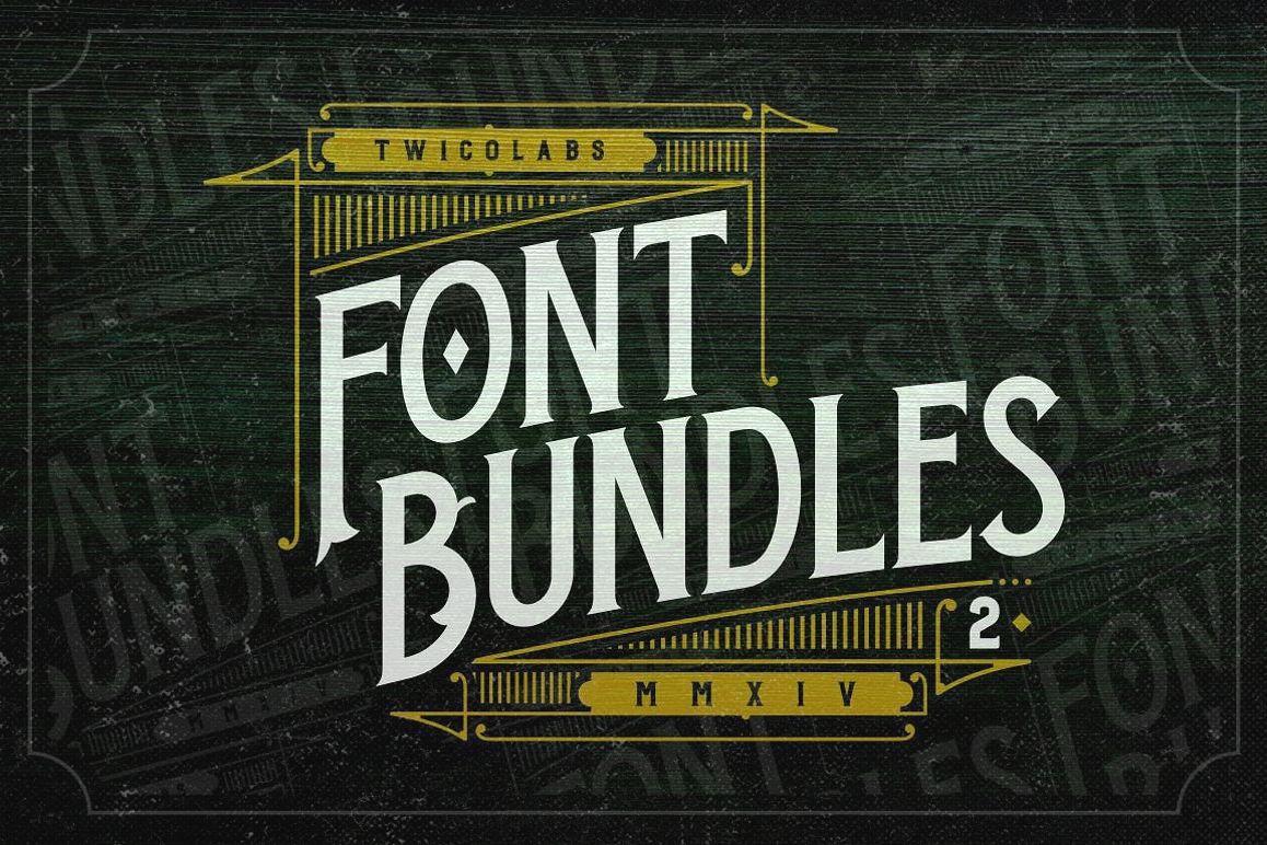 Fontdation Bundles 2 example image