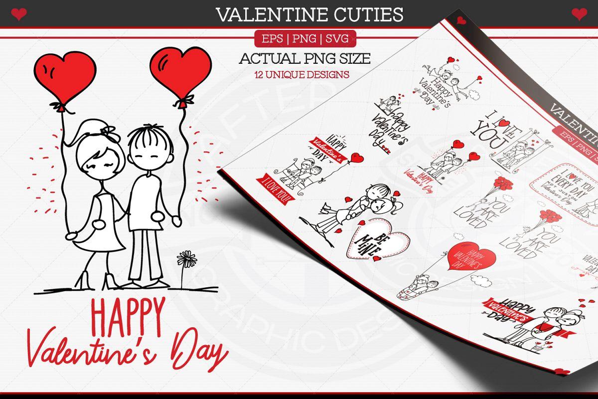 Valentine Cuties example image