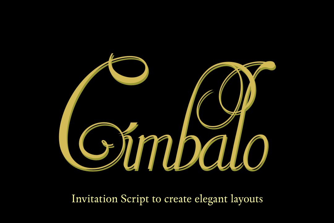 Invitation Script Pack (4 fonts) example image 14