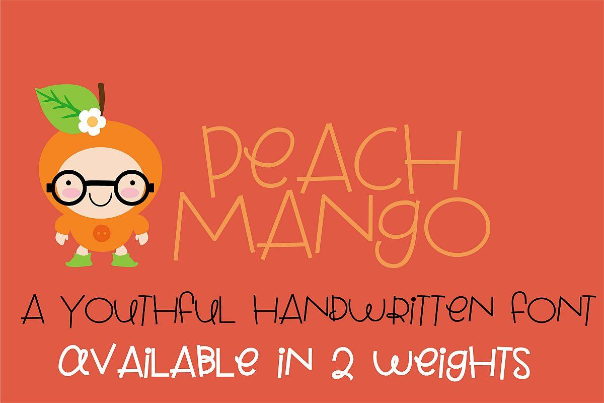PN Peach Mango example image