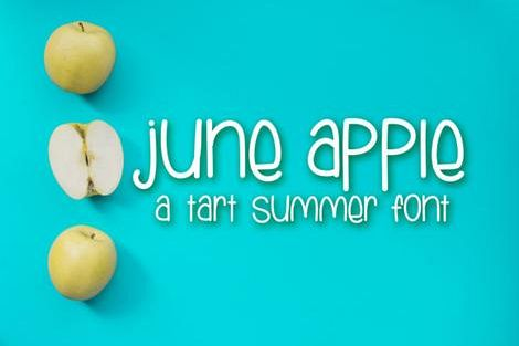 June Apple  example image