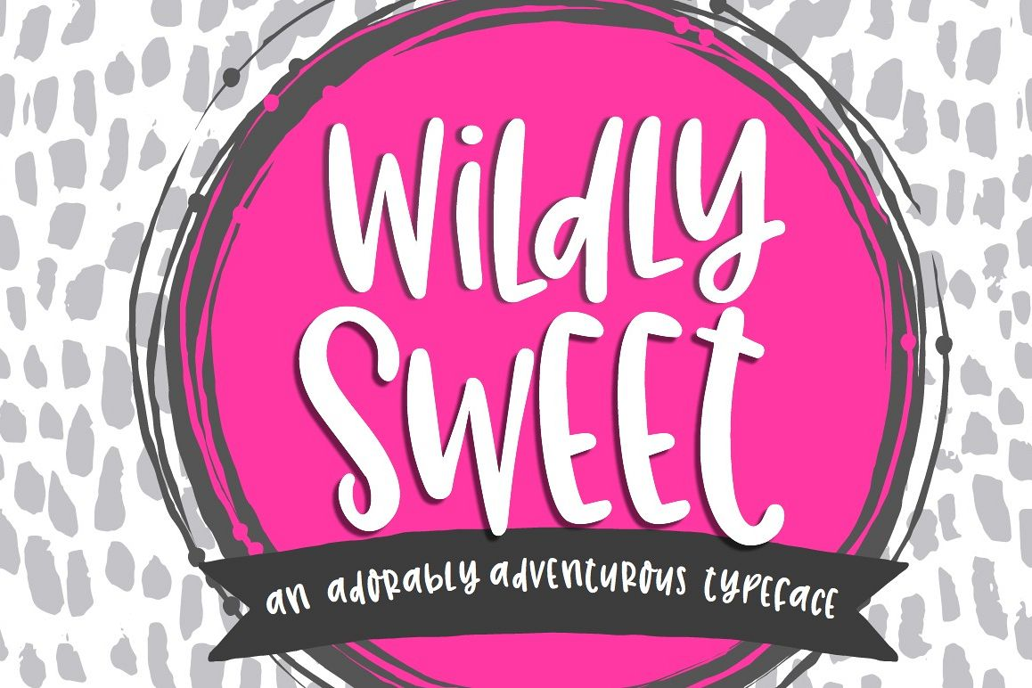 Wildly Sweet example image