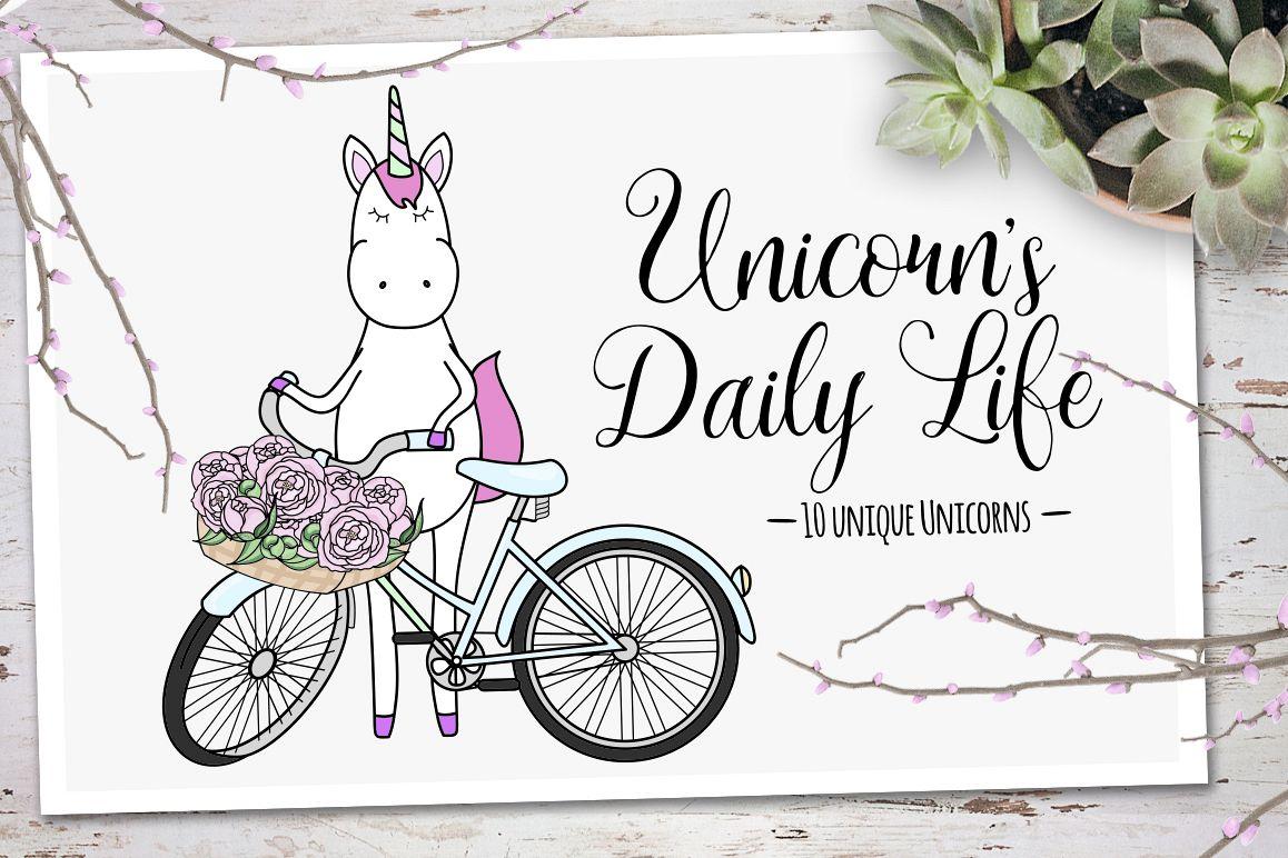 Unicorn's Daily Life example image