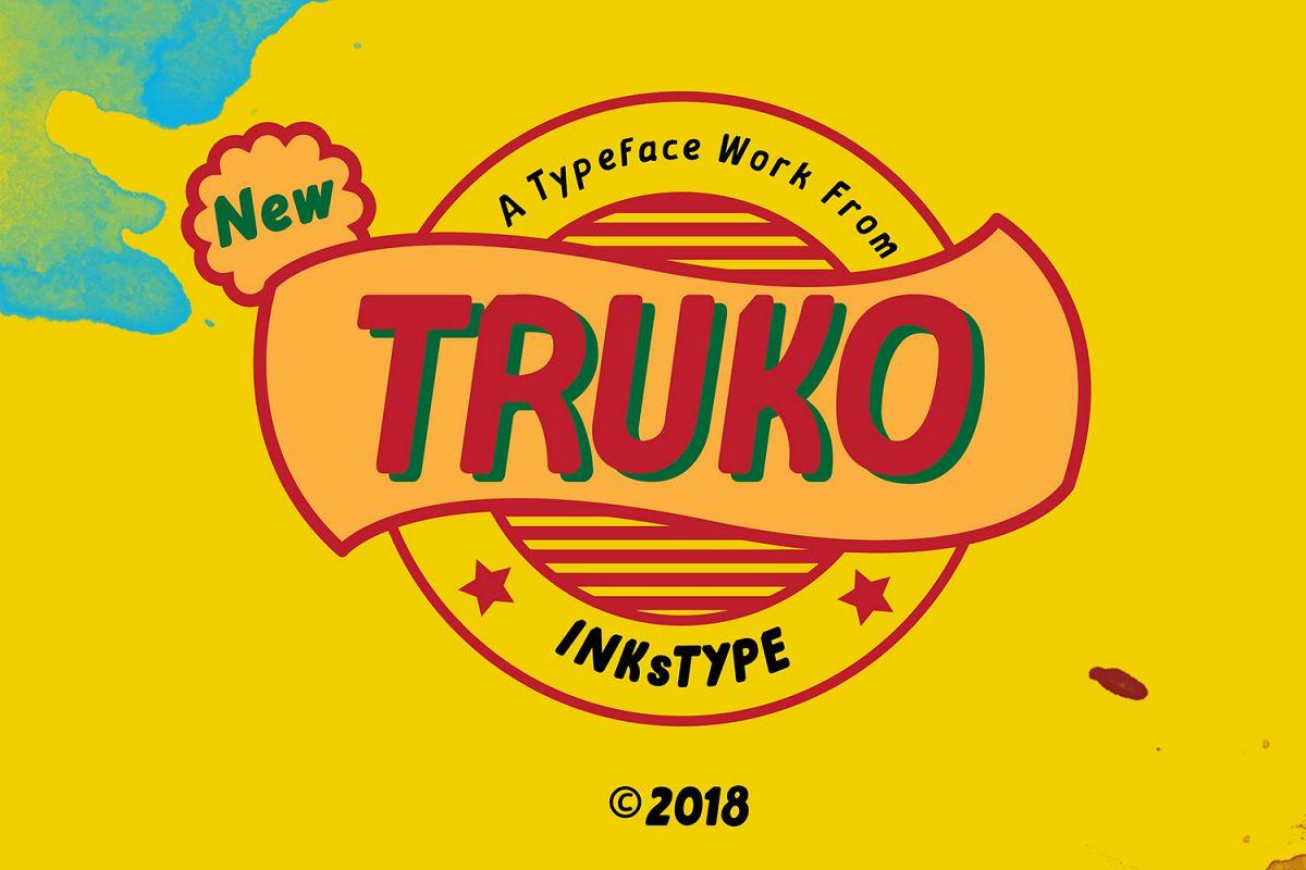 TRUKO example image