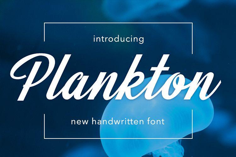 Plankton example image
