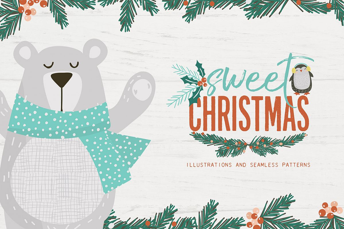 Sweet Christmas Collections example image