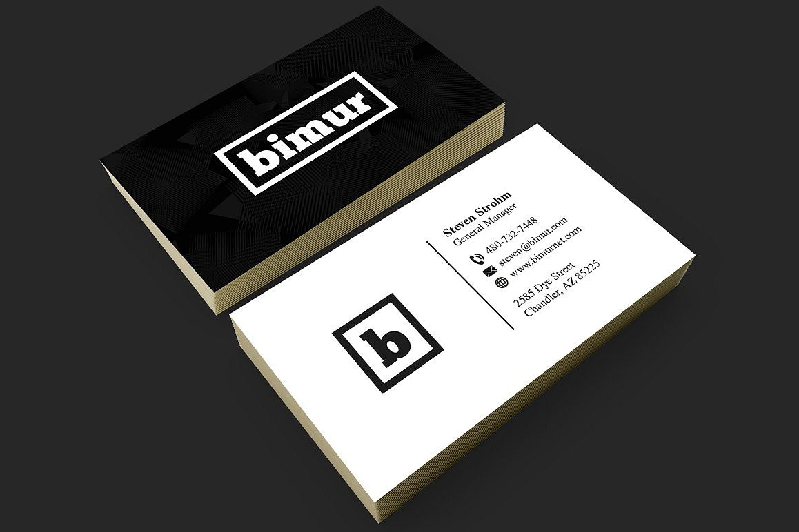 Creative business card 15 by fancy fonts design bundles creative business card 15 example image reheart Images