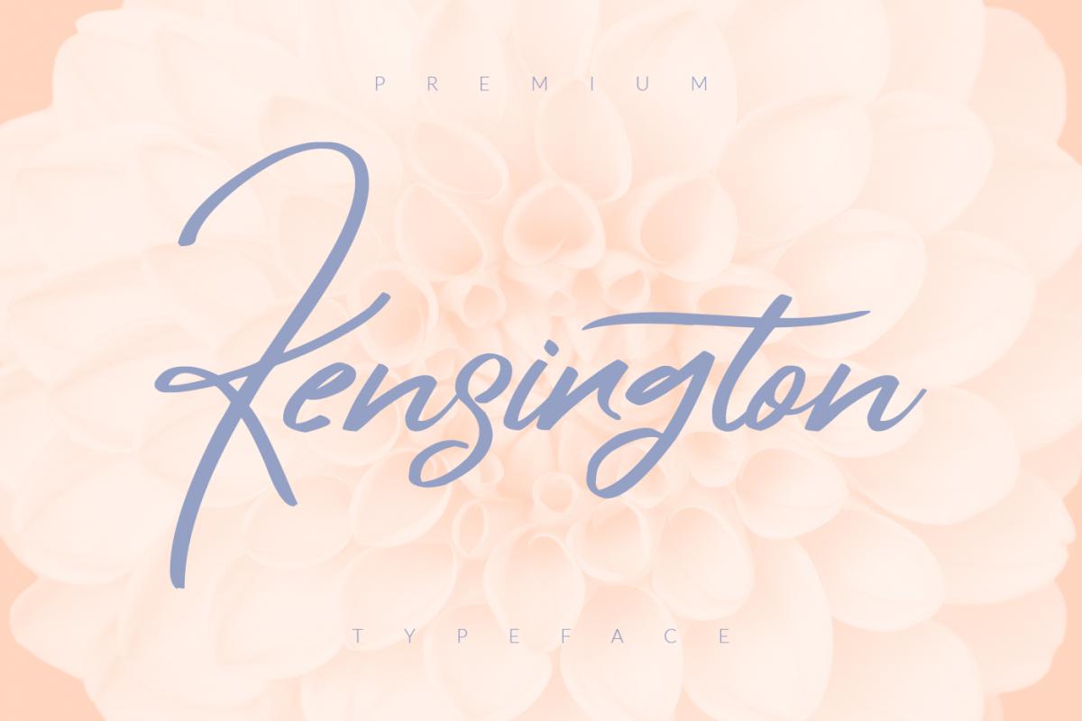 Kensington example image
