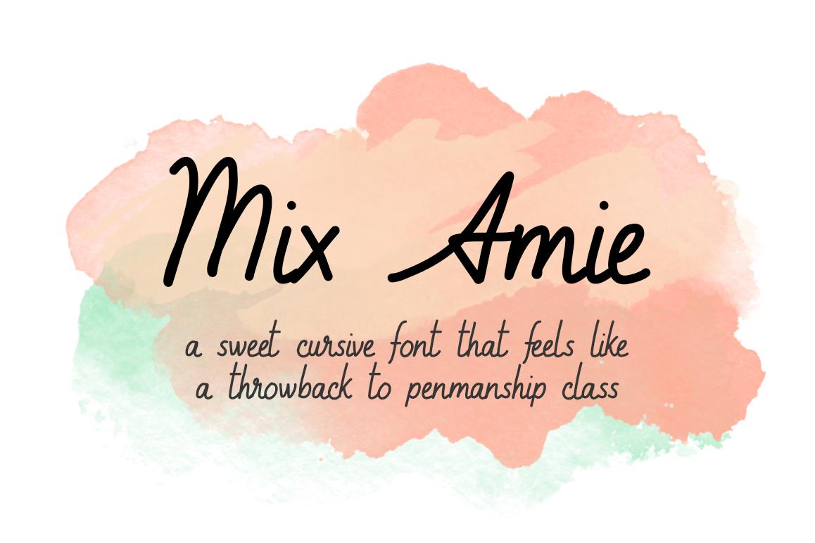 Amie example image