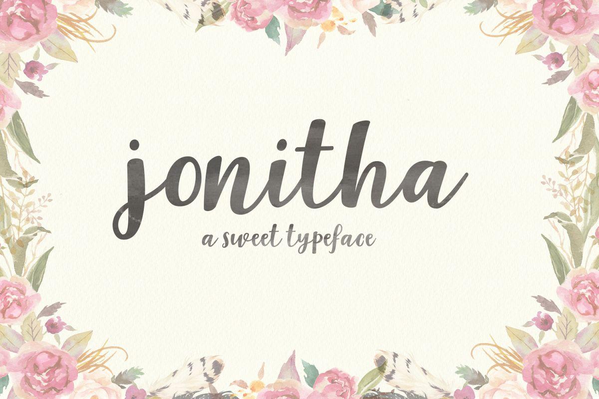 Jonitha example image