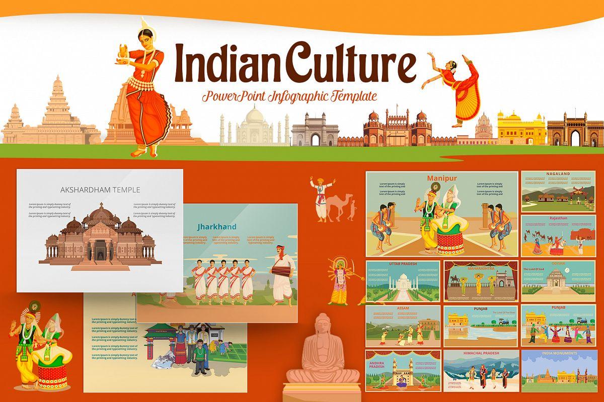 Indian culture powerpoint template by r design bundles indian culture powerpoint template example image toneelgroepblik Gallery