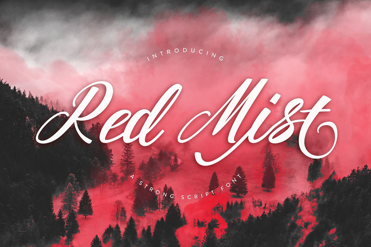 Red Mist example image