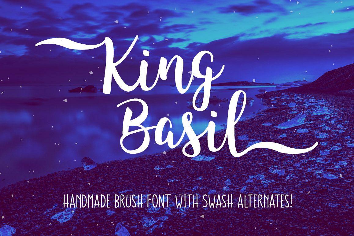 King Basil example image