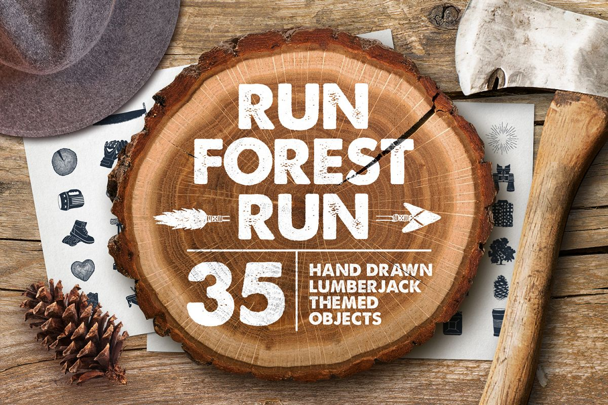 Run, Forest, Run! example image