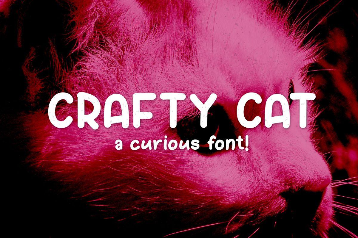 Crafty Cat example image