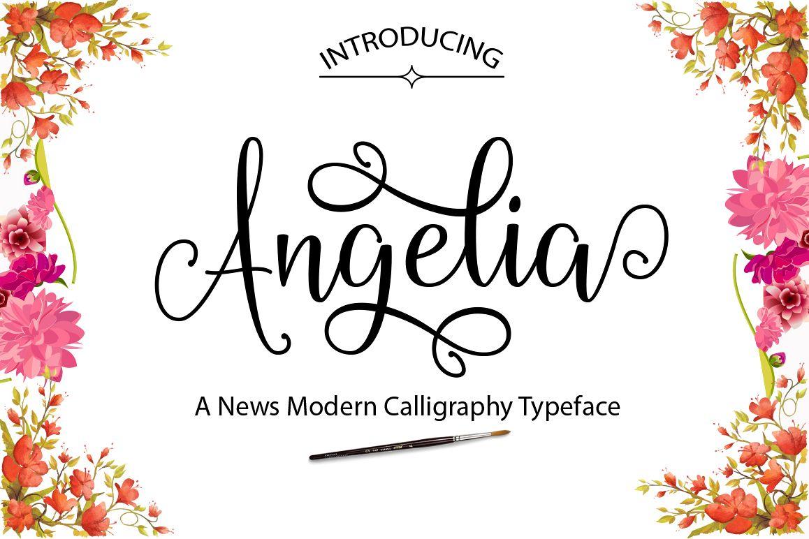 Angelia example image