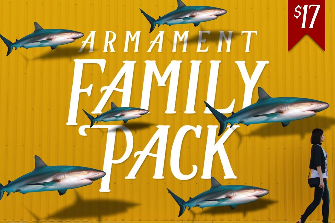 Armament Family example image
