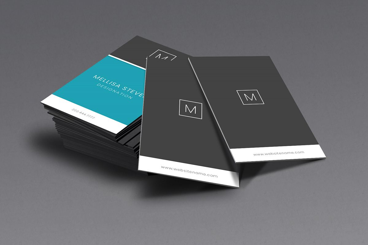 Classy business card for everyone by Cr | Design Bundles