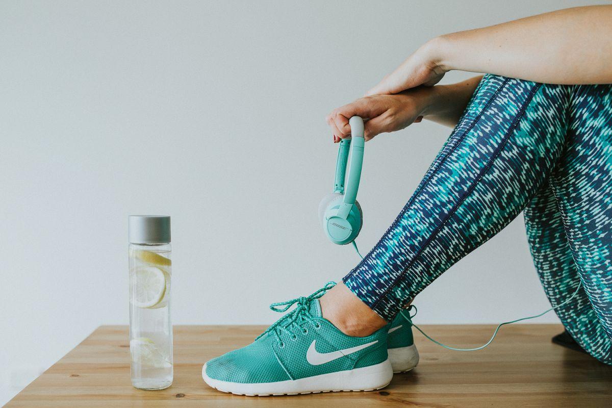 Fitness Lifestyle V3 example image