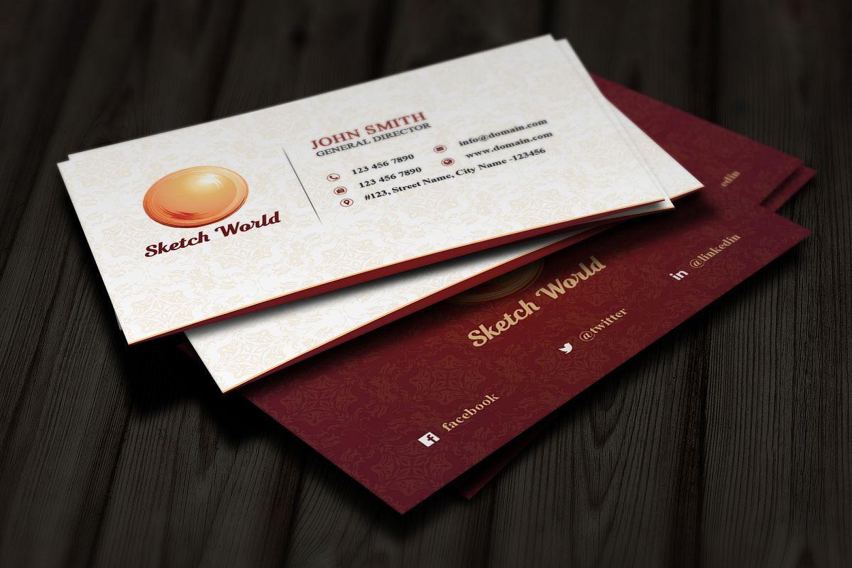 Creative business card design by websk design bundles creative business card design example image colourmoves